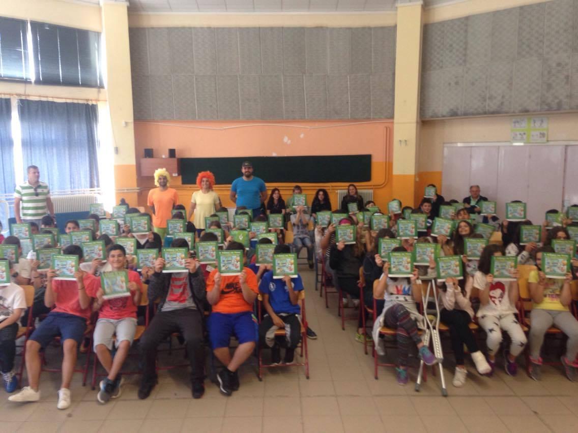 Συμμετοχή της ΦΩΤΟΚΥΚΛΩΣΗ ΑΕ στις καθιερωμένες Εκδηλώσεις της Πρωτομαγιάς του Δήμου Νέας Σμύρνης