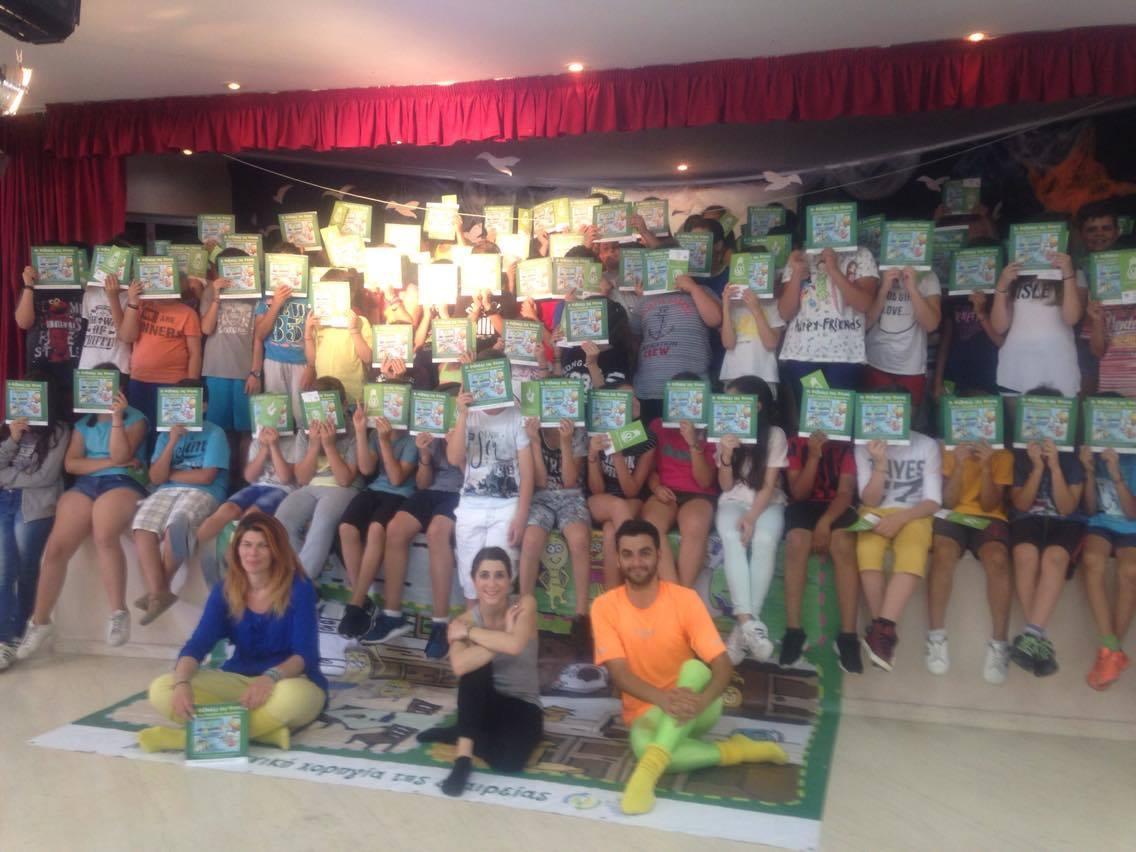 Σχολικές ενημερώσεις & Θεατρικές Παραστάσεις στα Δωδεκάνησα